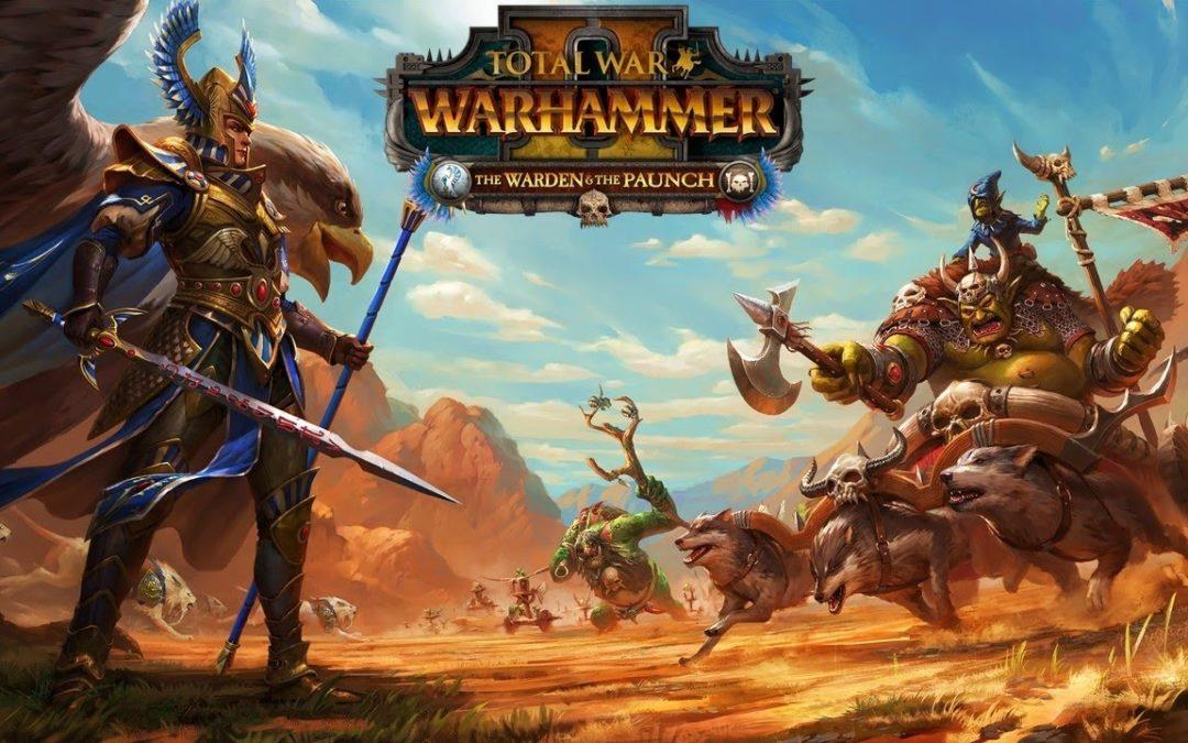 Total War: Warhammer 2 desata la guerra entre elfos y orcos en su nuevo DLC