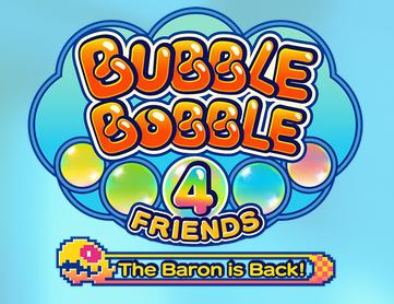 Bubble Bobble vuelve por partida doble