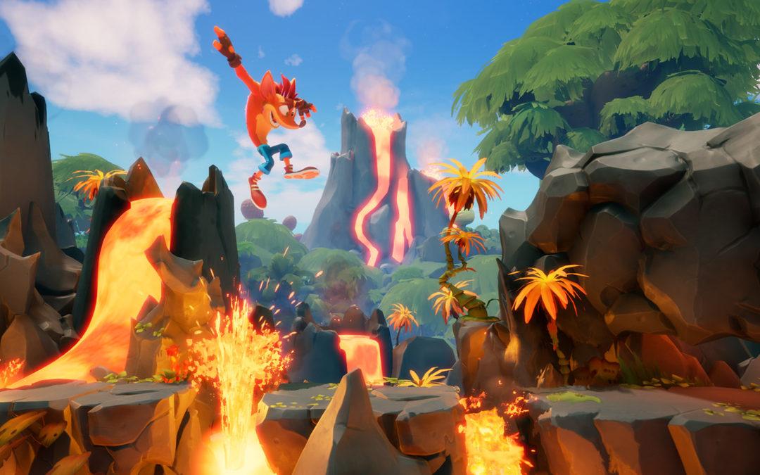 Activision confirma Crash Bandicoot 4: It's About Time, saldrá a la venta el 2 de octubre