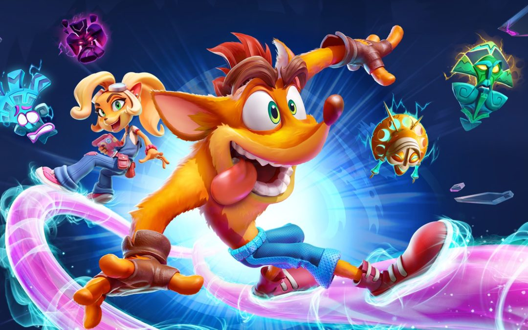 Activision está «evaluando plataformas adicionales» para Crash Bandicoot 4: It's About Time