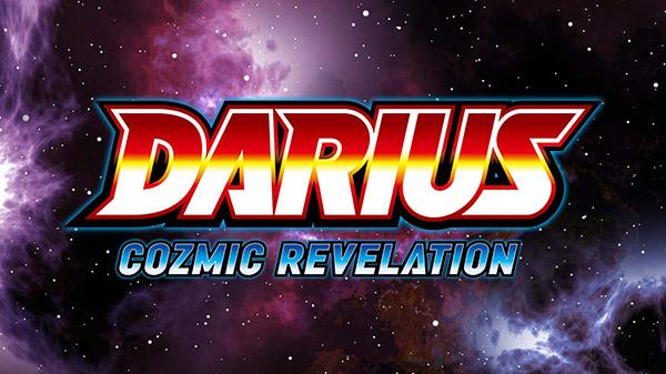 Darius Cozmic Revelation aterrizará este año