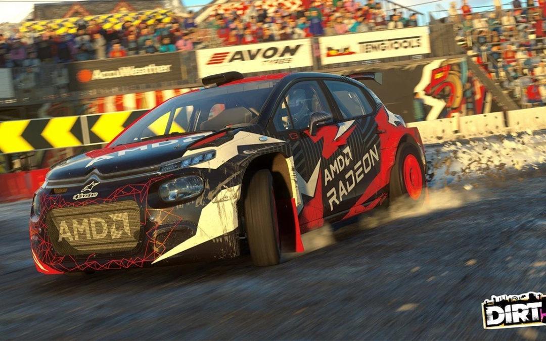 Dirt 5 funcionará a 120 fps en Xbox Series X