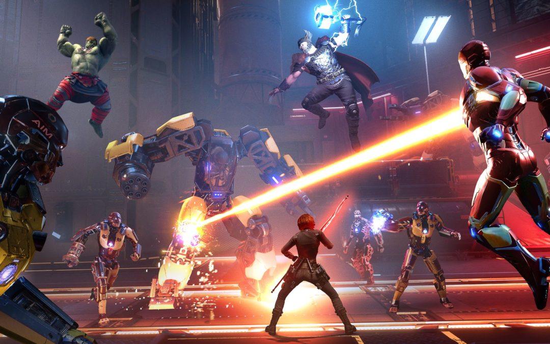 Marvel's Avengers también llegará a Playstation 5 y Xbox Series X