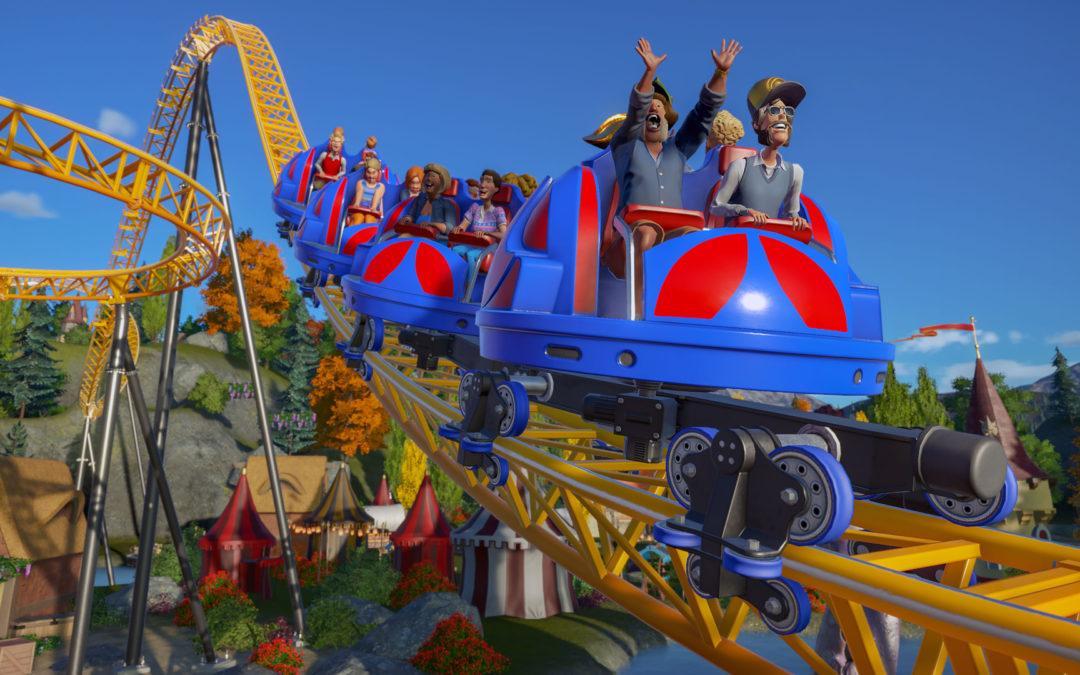 Planet Coaster llegará a Playstation 5 y Xbox Series X