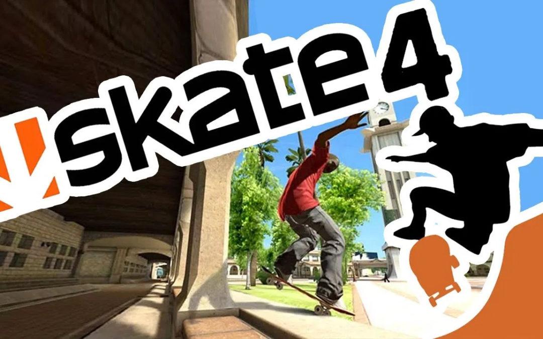 Skate 4 dará importancia a los contenidos creados por la comunidad, y esto es muy positivo