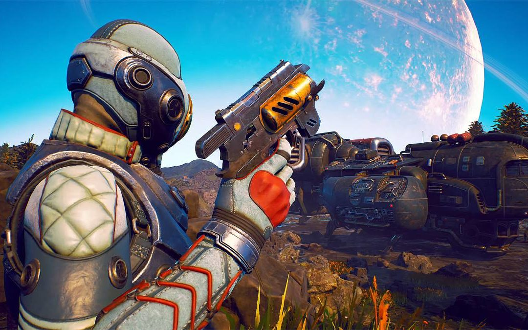 The Outer Worlds en Nintendo Switch funcionará a 1080p y 30 fps
