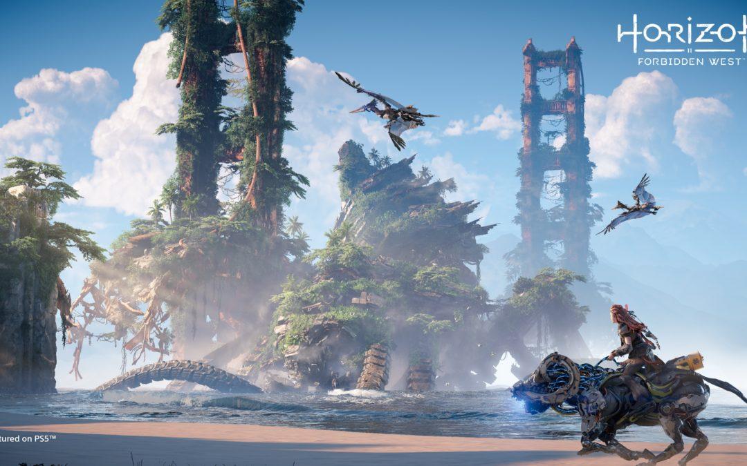Horizon Forbidden West se marca como objetivo 2021 y ofrece nuevos detalles