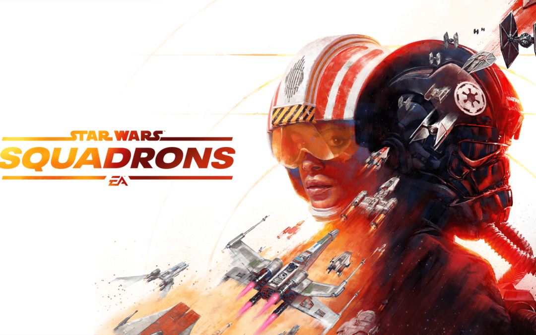 Pilota un X-wing, o un Tie Fighter, con Star Wars: Squadrons