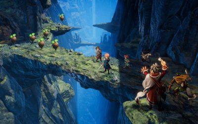 Los creadores de Suikoden anuncian el RPG Eiyuden Chronicle: Hundred Heroes