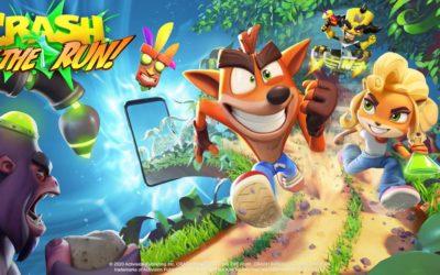 Anunciado Crash Bandicoot: On The Run!, un juego en el que el personaje se convierte en «runner»