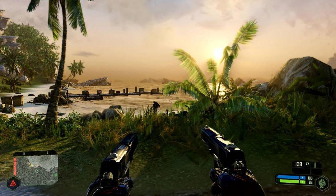 Crysis Remastered funcionará a 30 fps y 900p en Nintendo Switch