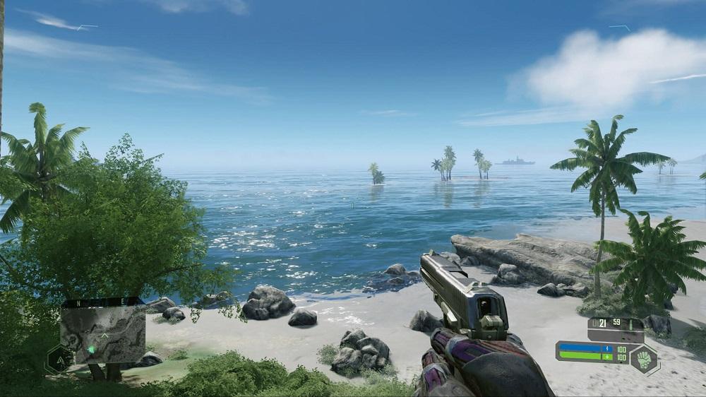 Crytek retrasa el lanzamiento de Crysis Remastered «algunas semanas»