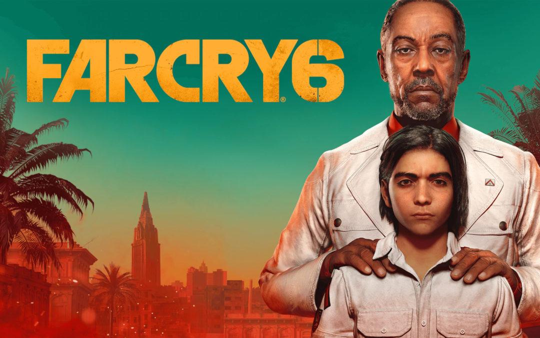 Far Cry 6 es oficial, preparáos para liberar la nación
