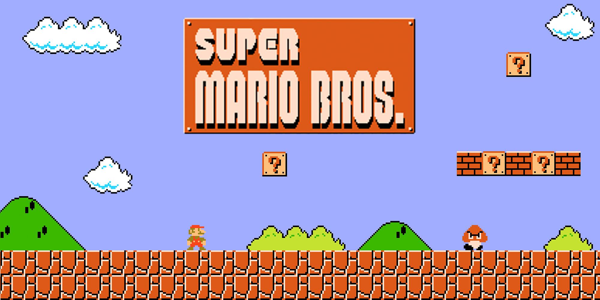 El juego más caro de la historia se vende por 114.000 dólares, una copia de Super Mario Bros. de NES