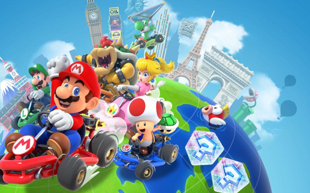 Nintendo reconoce que los juegos para móviles les están ayudando a crecer