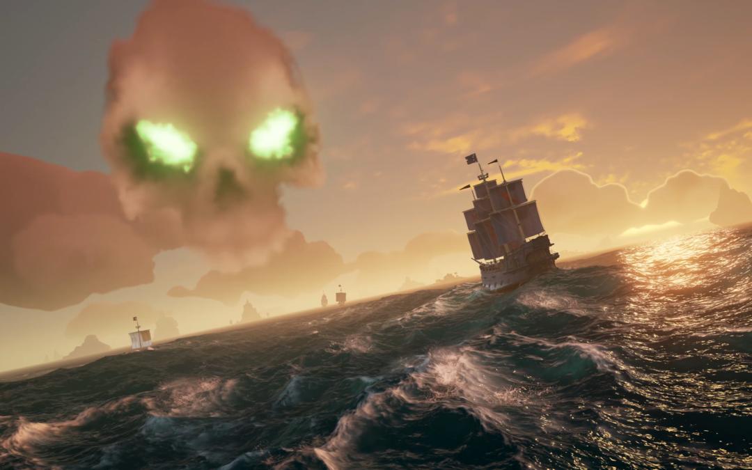 Sea of Thieves supera los 15 millones de jugadores, y se convierte en otro éxito de Microsoft