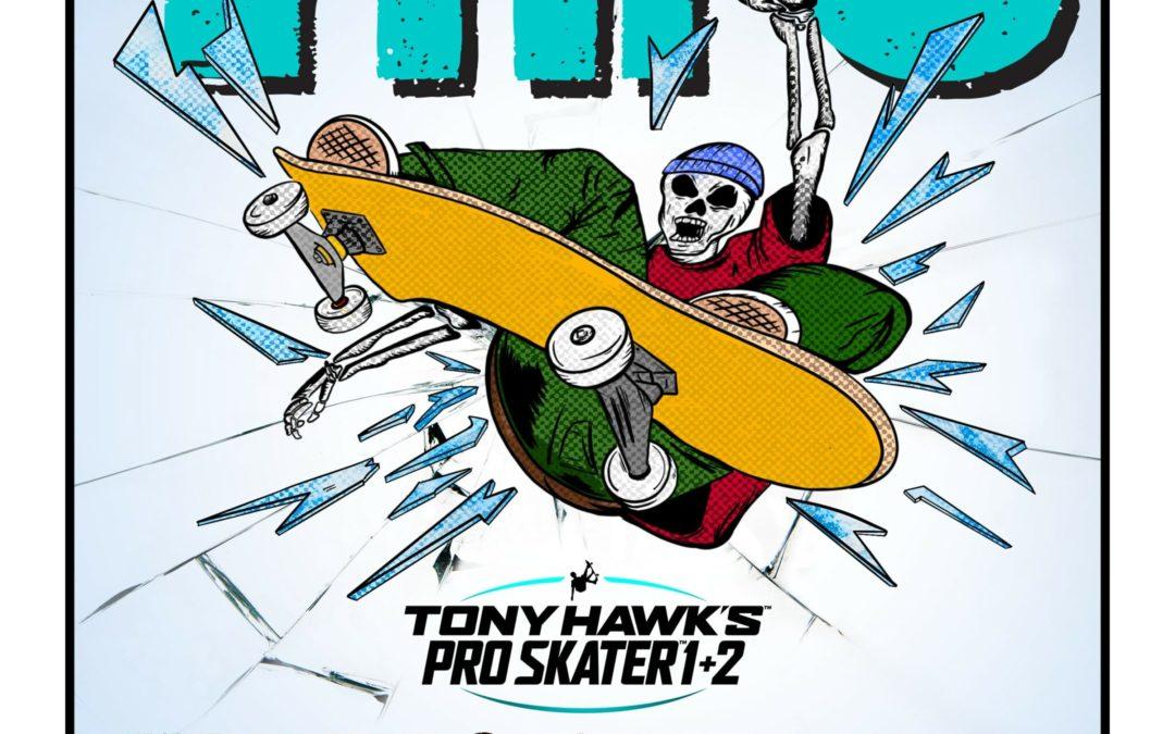 Desveladas las nuevas canciones de la BSO de Tony Hawk's Pro Skater 1+2