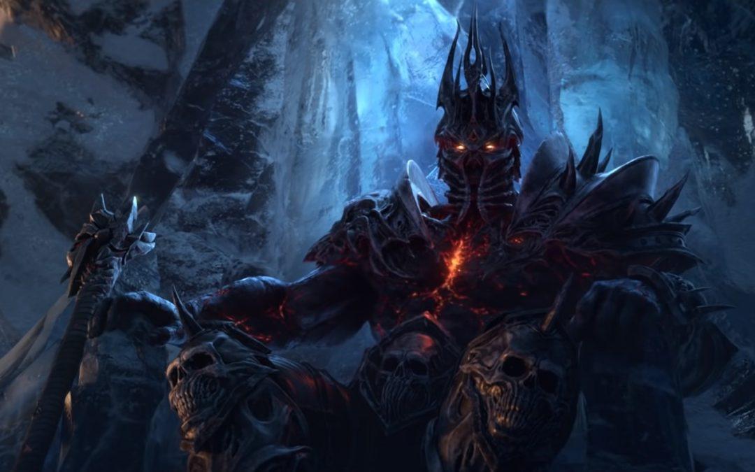 World of Warcraft Shadowlands ya tiene fecha para la beta y anuncia su edición de coleccionista
