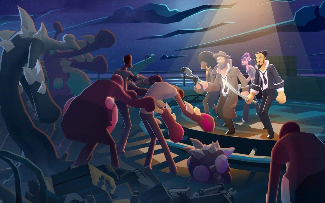 Dread Nautical y Zen Studios: una historia de pinballs y mezclas imposibles