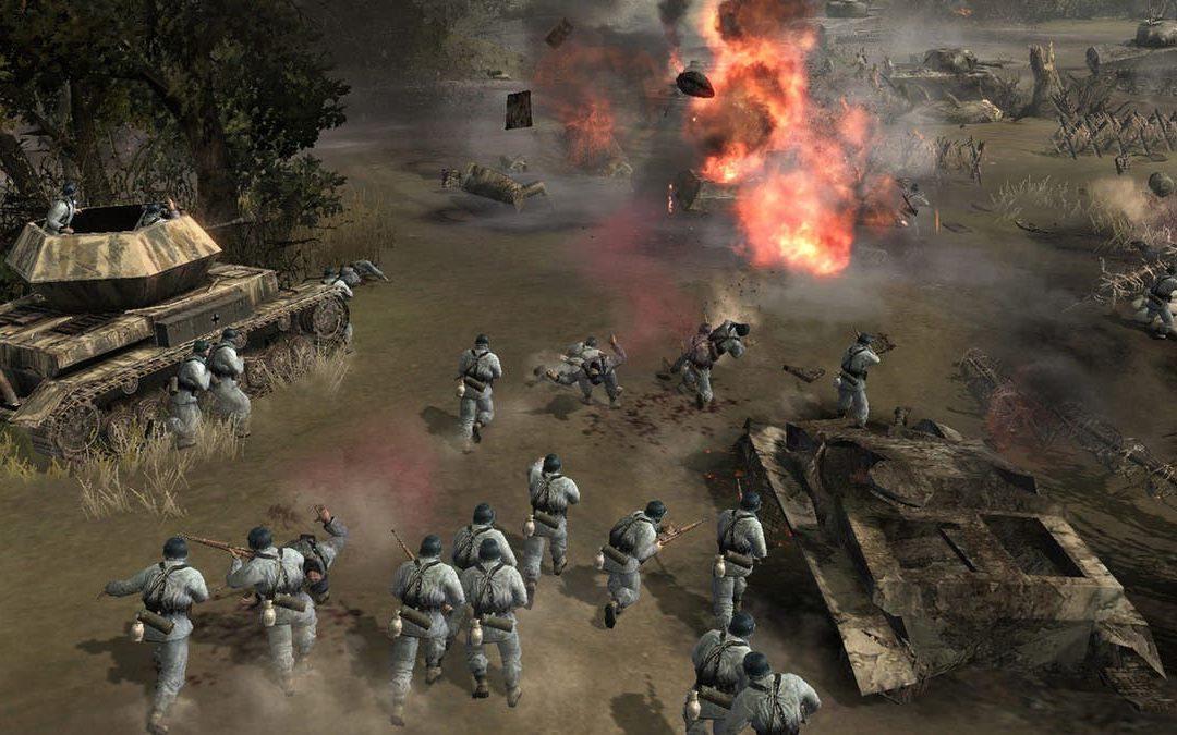 Company of Heroes confirma su llegada a móviles durante septiembre