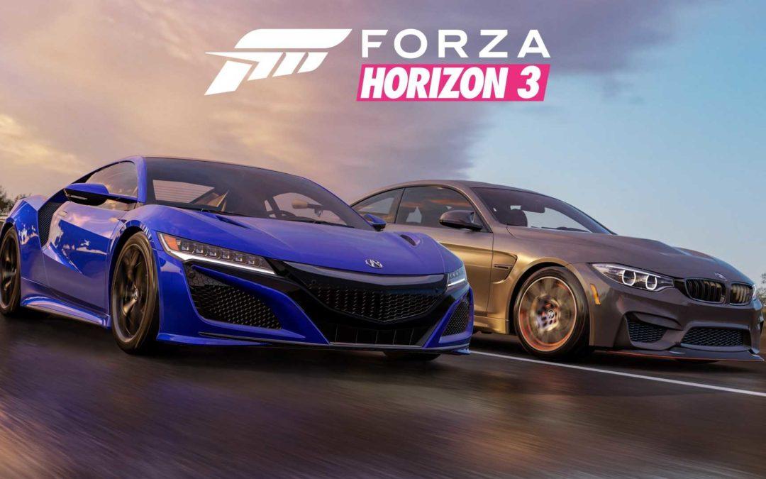 Microsoft confirma que Forza Horizon 3 será eliminado de su tienda próximamente, y para siempre