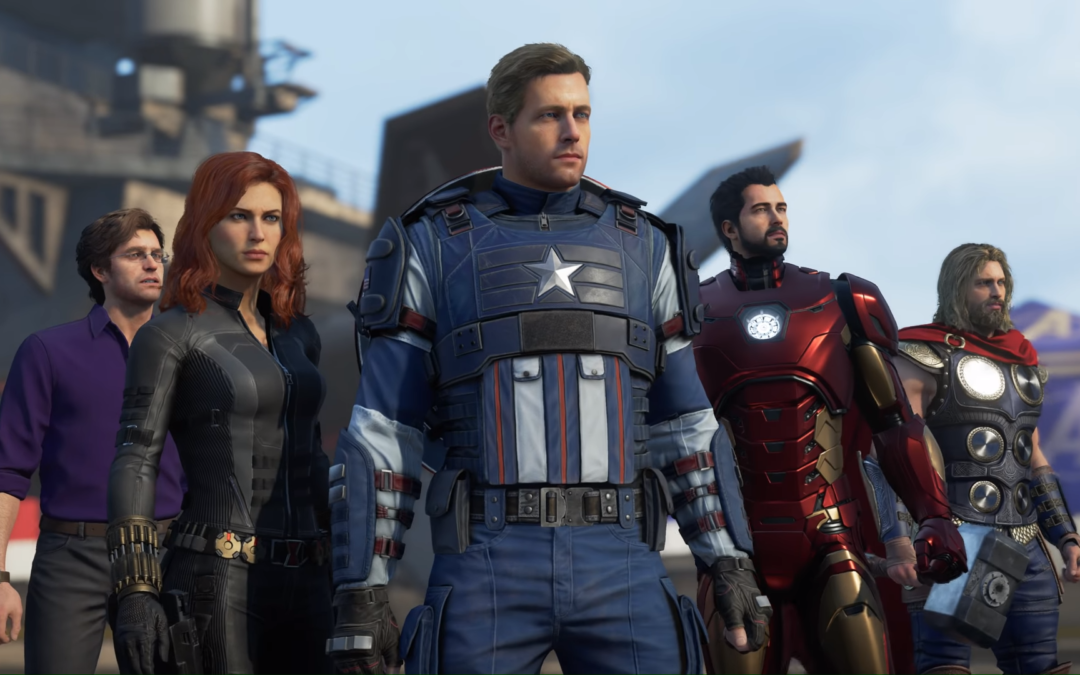 Spider-Man llegará a Marvel's Avengers como DLC y personaje exclusivo de PS4 y PS5