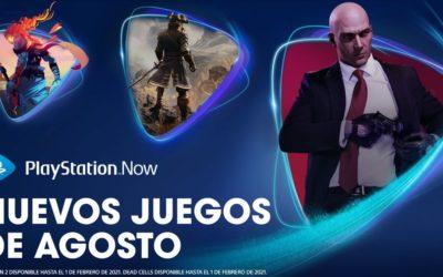 PlayStation: 74% de las ventas en digital (incluye resto balances), juegos PS Now agosto y más contenido exclusivo en Los Vengadores