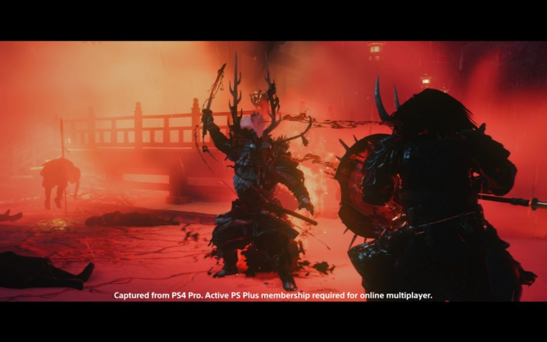 Ghost of Tsushima se expandirá en otoño con Leyendas, un modo multijugador gratuito