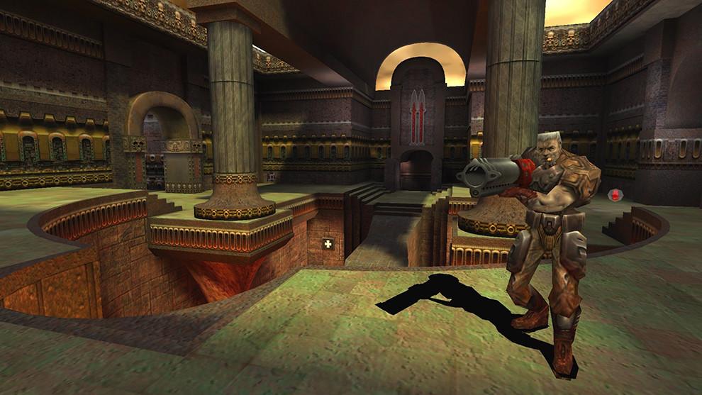 Consigue Quake II y Quake III gratis en el lanzador de Bethesda