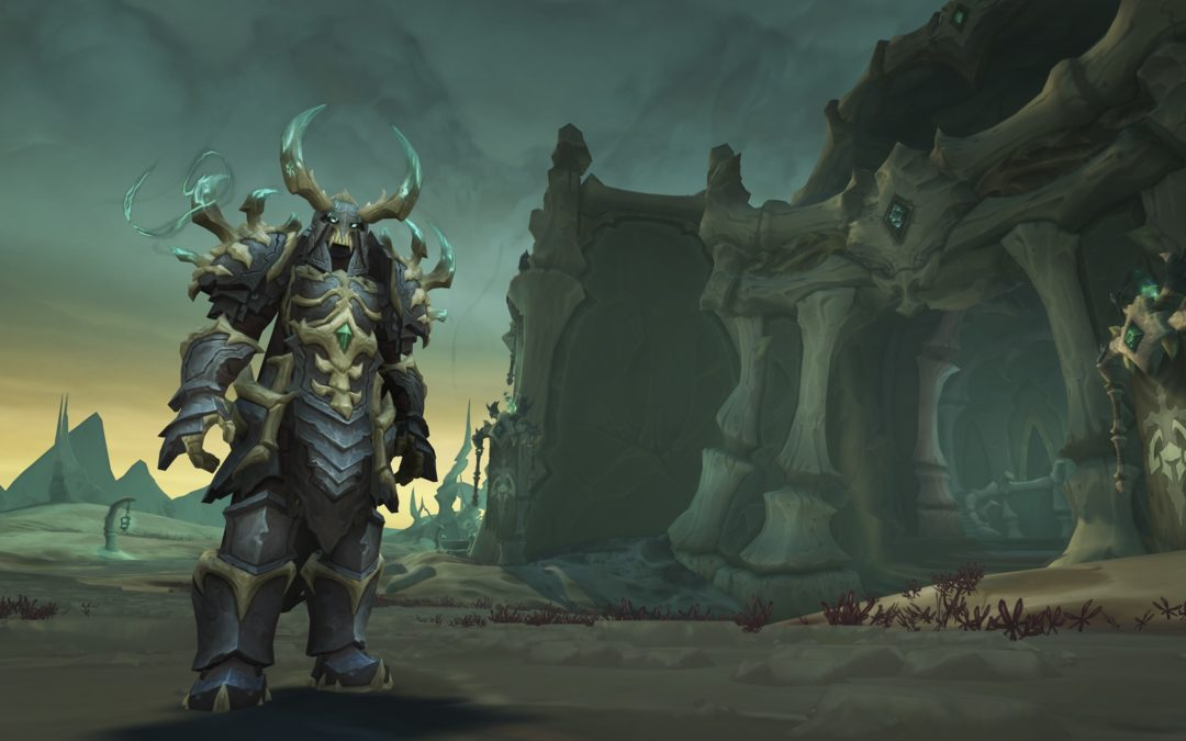 World of Warcraft: Shadowlands ya tiene fecha de lanzamiento