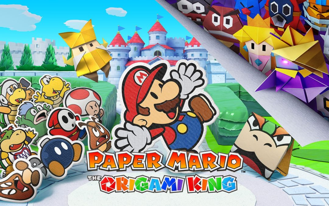 Análisis Paper Mario: The Origami King