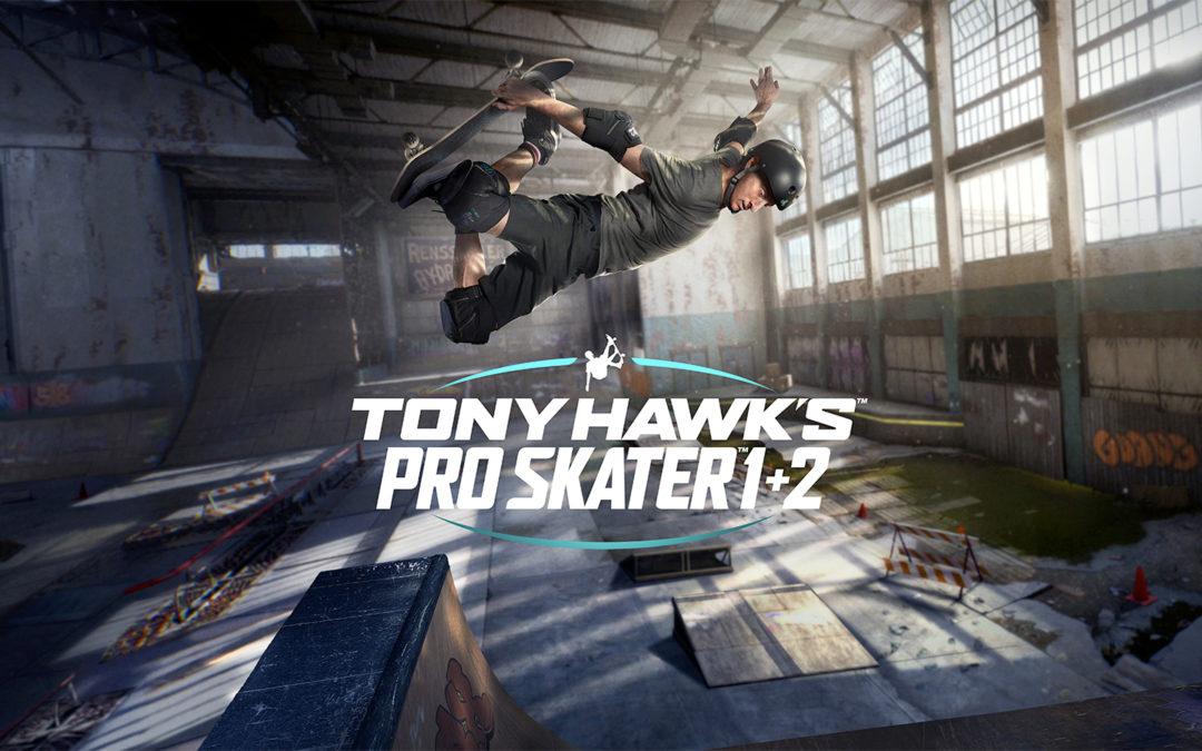 Impresiones Tony Hawk's Pro Skater 1+2