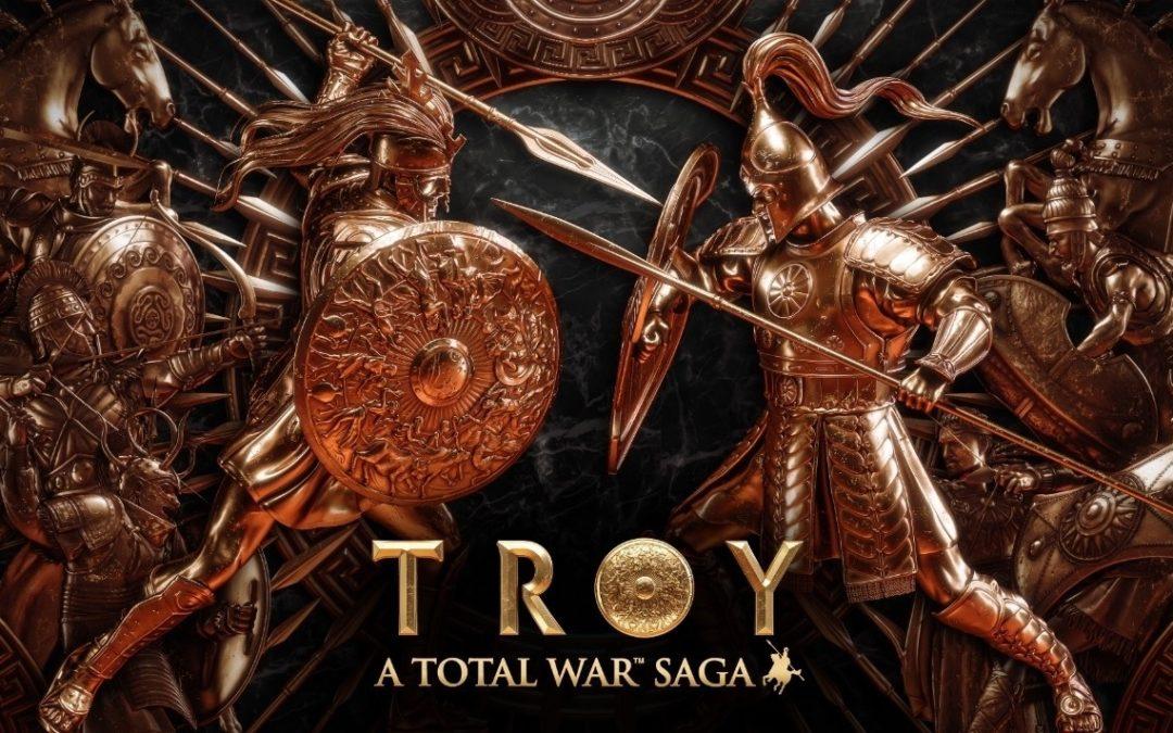 Análisis Total War Saga: Troy