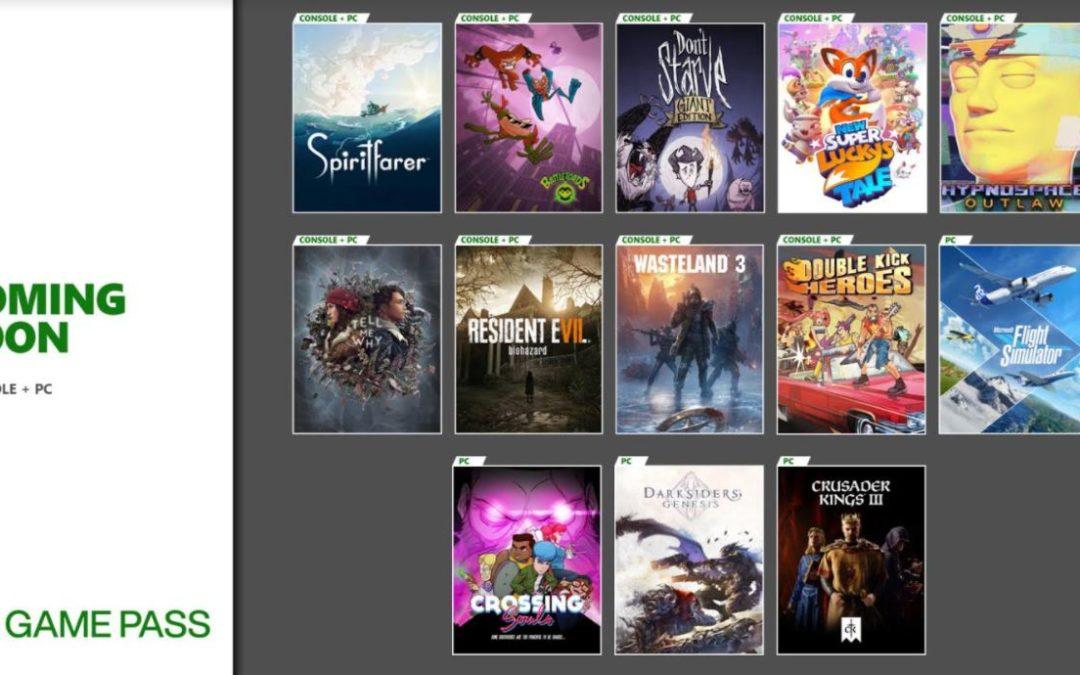 Xbox: novedades en Game Pass, interfaz renovadas, nueva app móvil y más