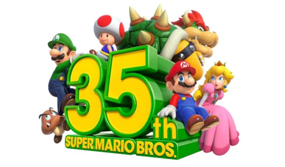 Nintendo celebra el 35 aniversario de Super Mario con juegos, productos y más