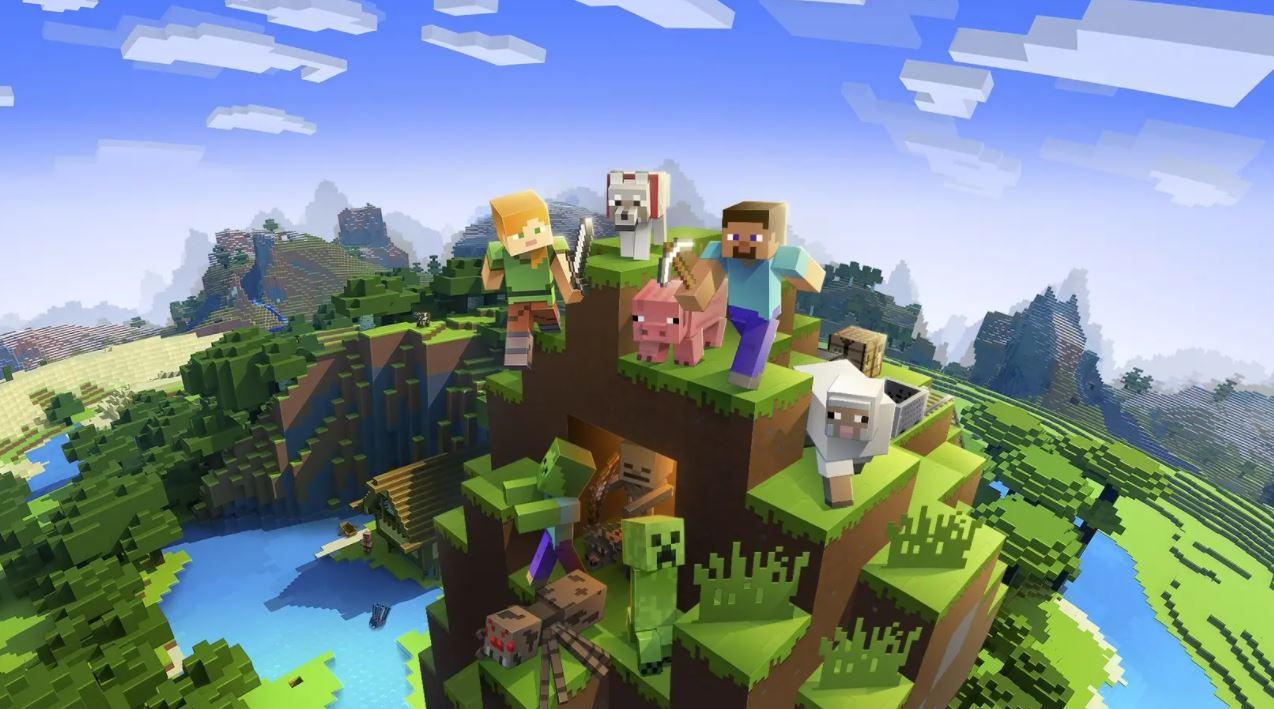 Minecraft será compatible con PS VR este mes