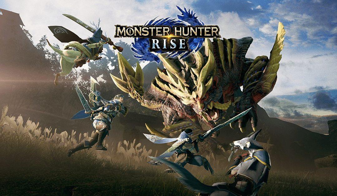 Monster Hunter Rise será una entrega principal que funcionará a 30 fps