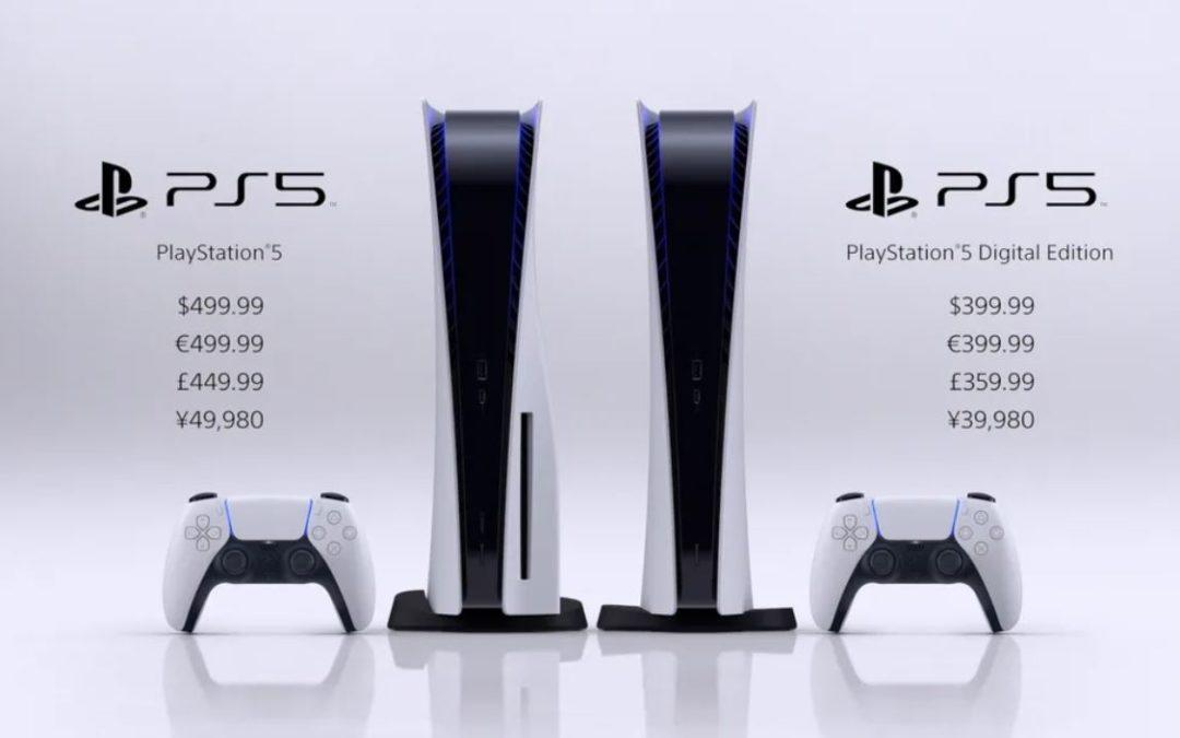 PlayStation 5 sistema: precios de consolas, fecha de lanzamiento, precio de los juegos y títulos de salida