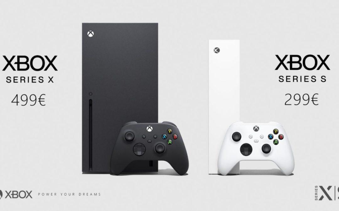 Microsoft confirma Series X por 499€, salida para el 10 de noviembre, juegos iniciales y Game Pass añadirá EA Play