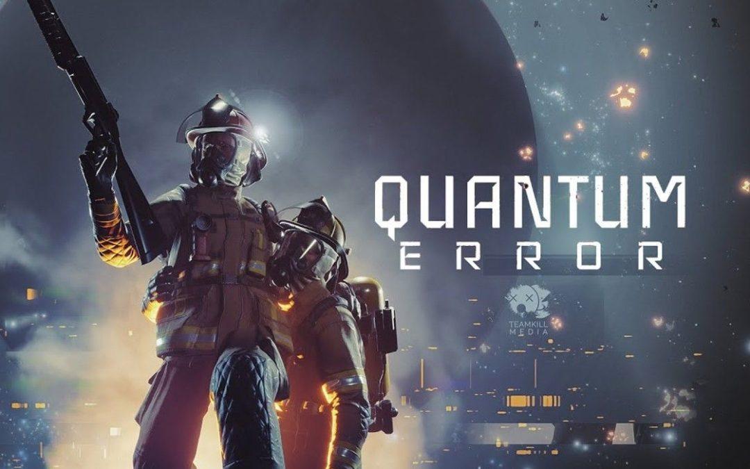 El nuevo tráiler de Quantum Error confirma su lanzamiento, también, en Xbox Series X y S
