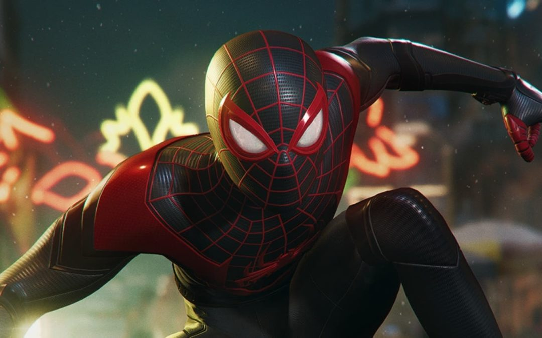 Spider-Man: Miles Morales Ultimate Edition ocupará 105 GB en el SSD de Playstation 5