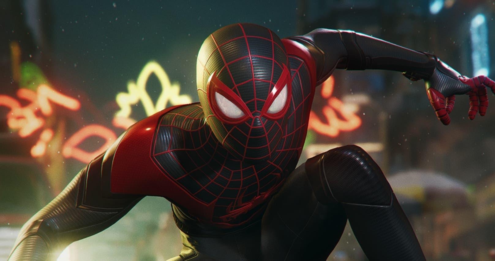 Spider-Man: Miles Morales Ultimate Edition ocupará 105 GB en el SSD de Playstation 5