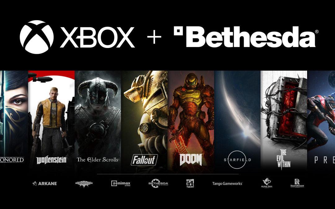 Microsoft compra ZeniMax Media, incluyendo a la popular Bethesda