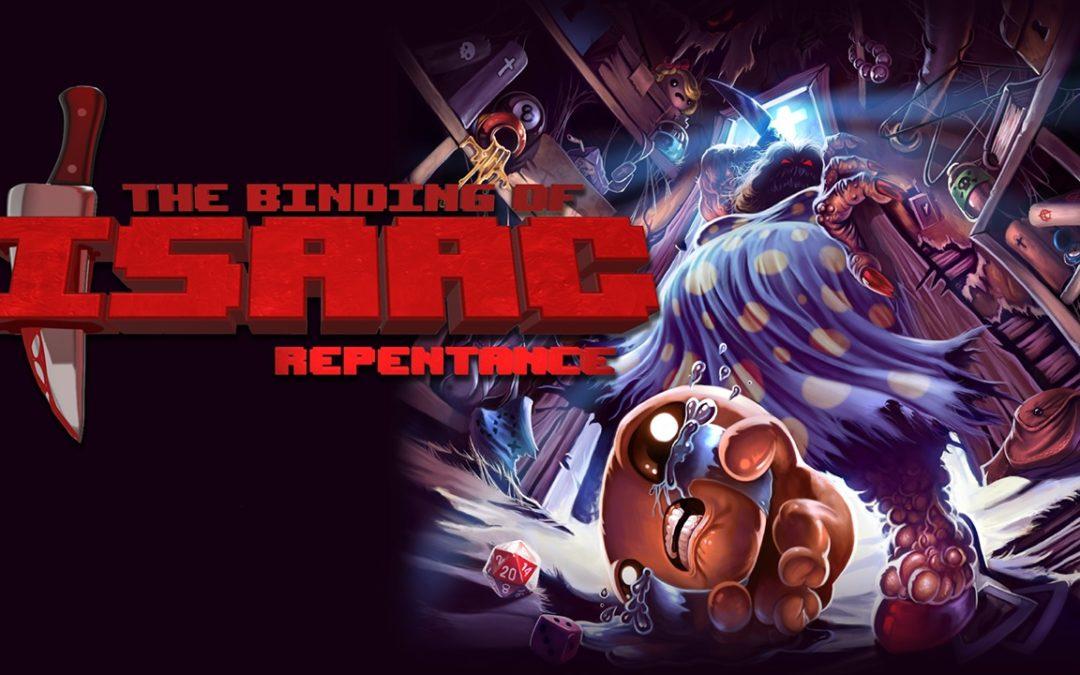 The Binding of Isaac: Rebirth estrena su último DLC en diciembre