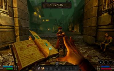GRAVEN, sucesor espiritual de Hexen 2, a la venta en 2021