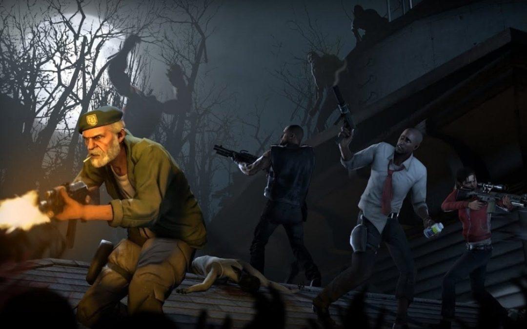 Left 4 Dead 2 desata el apocalipsis zombi con su nueva actualización