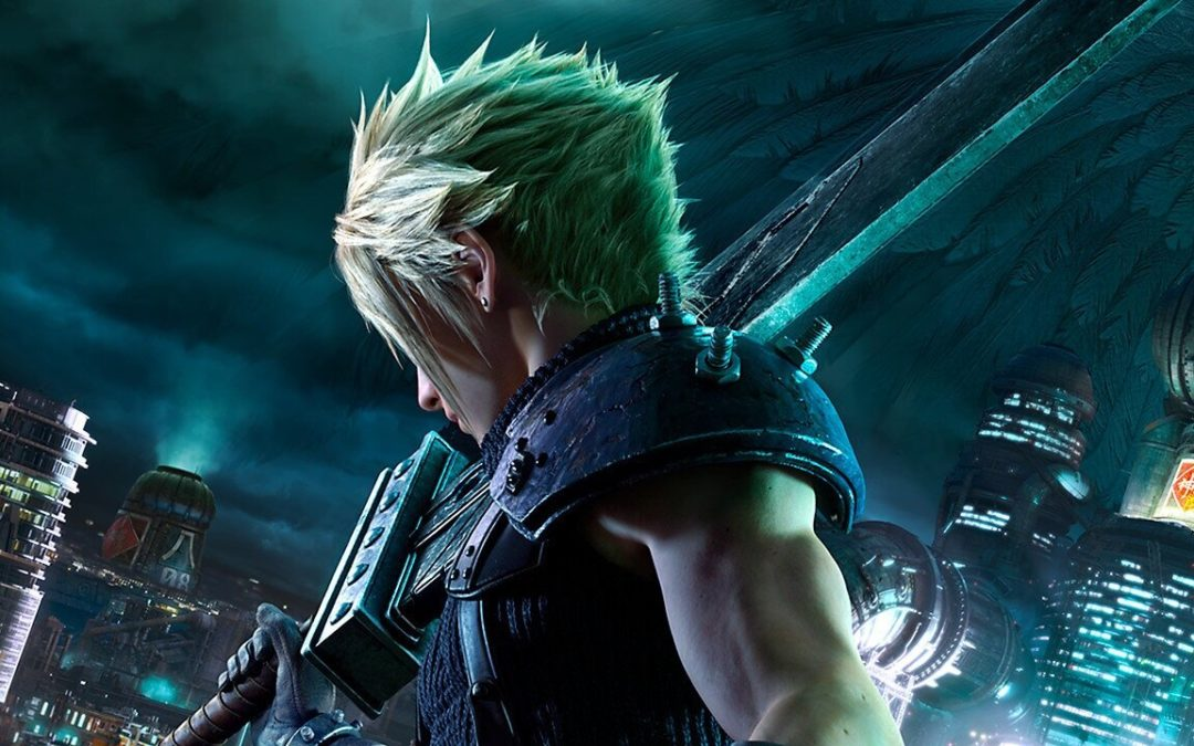 Final Fantasy VII Remake recibe la actualización 1.01
