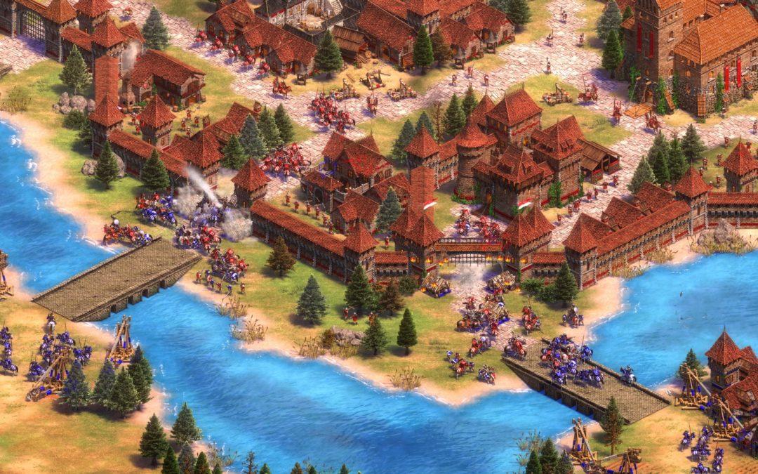 Age of Empires 2 se transofrma en un Battle Royale en su última actualización