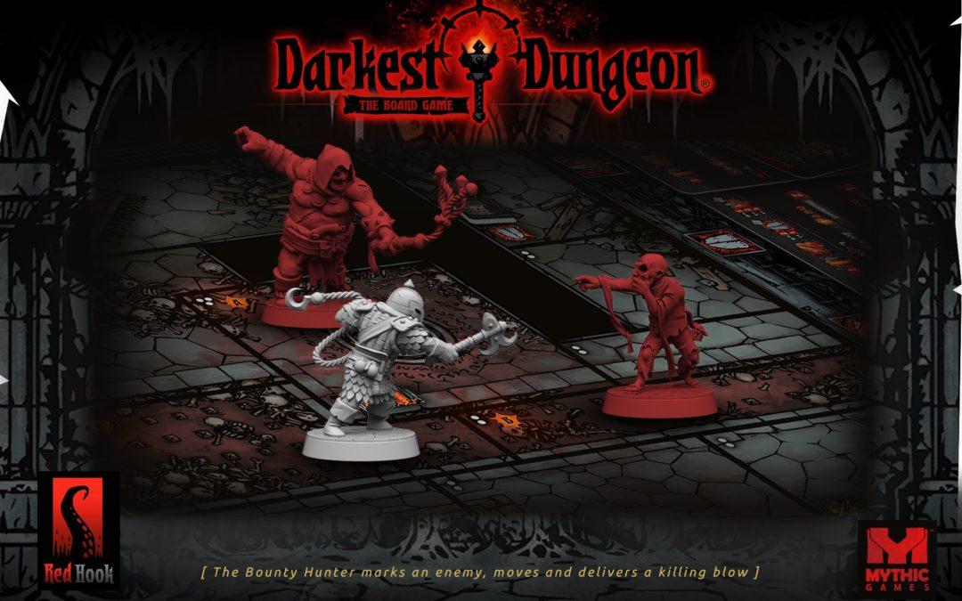 Darkest Dungeon traslada a sus héroes traumatizados a los tableros