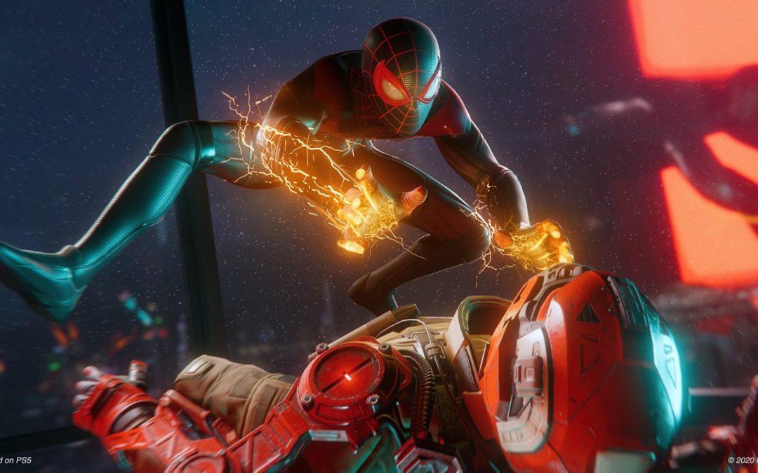 Detalles y gameplay con un jefe en Spider-Man: Miles Morales